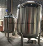 El tanque de mezcla farmacéutico del acero inoxidable de la categoría alimenticia