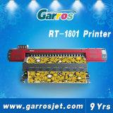 Stampante del solvente di Eco del tipografo e della taglierina dell'autoadesivo della tela di canapa di velocità veloce