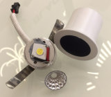 China Ce&TUV de aluminio de alta calidad con 3W FOCO LED Downlight COB