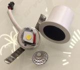 Aluminio de la alta calidad de China Ce&TUV con la MAZORCA Downlight del proyector de 3W LED