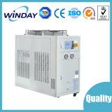 Refrigerador refrescado aire industrial para la máquina del refrigerador de agua del alquiler