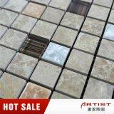 Miscela di marmo del mosaico di ceramica e vetro per la parete