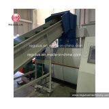 機械をリサイクルするPE/PP/Aluminizedによって薄板にされる包装のスクラップの造粒機