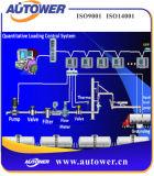 기름 단말기 감시 Scada 시스템 해결책 공장