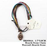 Pietra Chain di pietra 3.0*1.7cm HK8364A/HK8364s del focolare di Warcraft del focolare