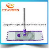 Волшебство Houseware сухое и влажное использования 360 шарнирного соединения при пол зажимов легкий очищая плоский Mop