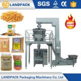 Körnchen-NahrungsmittelFastfood- Beutel-vertikaler Verpackungsmaschine-Hersteller