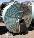 석유 정제 나선 판형열 교환기 공급자