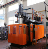 o HDPE Jerry de 10L 20L 25L enlata a máquina de molde do sopro da extrusão