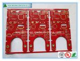 Tarjeta de circuitos especial de la impresión de Shpe de 4 capas