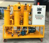 Macchina ultra ad alta tensione di filtrazione dell'olio del trasformatore della struttura di vuoto