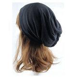 Bonnet de coton Slouch chapeau de crâne long Baggy Hip-Hop hiver Hat