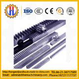 Engrenagem e cremalheira da peça da grua da maquinaria de construção com Ce/SGS