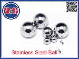 Alta polido Oco Miniatura a esfera de aço inoxidável de Metal