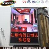 Impermeable al aire libre Alquiler de P10 LED de color de la visualización de vídeo