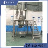 SUS304 o 316L depósito de la concentración de vacío sanitario