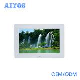 Jogador de anúncio video do álbum de foto de Digitas do indicador do LCD da alta qualidade