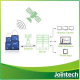 Serratura elettronica doppia di SIM GPS con controllo di obbligazione vivente del bene e di inseguimento