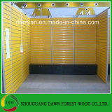 15mm 18mm Panel de madera MDF ranurada junta