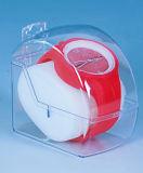 Stand en plastique transparent d'emballage de montre de cadeau