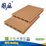 Il Decking di collegamento esterno copre di tegoli la scheda di piattaforma composita di plastica di legno