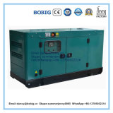 80kw 100kVA lärmarmes DieselElectirc, das Set festlegt