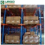 Usine-entrepôt de stockage en rack de palette d'entraînement en rack
