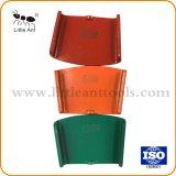Металлические Бонд конкретные Terrazo Пол Diamond шлифовальный инструмент пластины