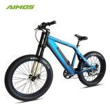 عال سرعة جبل درّاجة كهربائيّة سمين إطار العجلة [إ] درّاجة