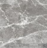 600X600mmの灰色の艶をかけられた大理石の磨かれた磁器の浴室の床タイル(VRP6H080)