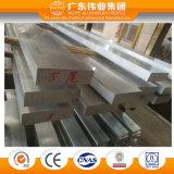 Les fournisseurs d'aluminium 7000 tonnes d'Extrusion du panneau en aluminium extrudé