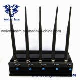 5高い発電のアンテナ電話妨害機及びWiFiの妨害機