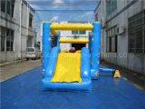 Combinado inflável comercial, Bouncer para vendas