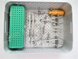 Orthopädisches 3.5mm kleines Fragment-Verriegelungsplatten-Instrument-Set des oberen Gliedes