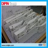 Tarjeta blanca de la espuma del PVC para la exposición, publicidad de la visualización