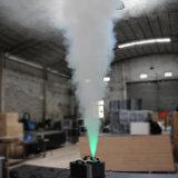 당 DJ를 위한 강력한 착색된 LED 수직 연기 안개 기계