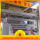 Cadena de producción no tejida de la tela de China PP de la ranura