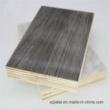 La melamina, madera contrachapada frente/ PVC laminado de madera contrachapada para el uso de la mesa