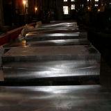 Aço de ferramenta frio do trabalho da liga da barra DIN1.2436 lisa