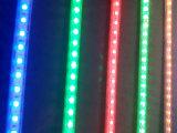 SMD5050 RGB 110V impermeabilizzano l'indicatore luminoso di striscia flessibile multicolore del LED