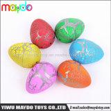 成長する恐竜の卵のおもちゃを工夫する2.5*3.5魔法のプラスチック