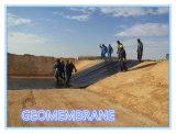 2mm HDPE Geomembrane/HDPE Teich-Zwischenlage für Aufschüttung-Verbrauch