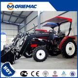 前部ローダー30HP 40HP 50HP 100HPが付いている小型農場トラクター