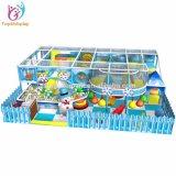 Patio suave compuesto plástico usado área de interior grande para los niños