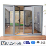 Alliage d'aluminium Aluminium Métal/ rupture thermique les portes et fenêtres à battants
