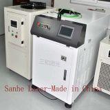 Nuevo diseño de alta calidad /Venta Automática Máquina de soldadura láser de fibra
