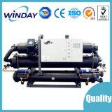 Máquina mais fria de refrigeração parafuso da água de R134A/R407c/R410A