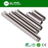 Гальванизированные нержавеющей сталью штыри спиральной пружины (DIN7347)