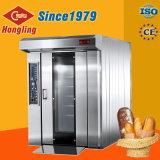 Industrielles Bäckerei-Geräten-Drehzahnstangen-Ofen mit der 32 Tellersegment-Laufkatze