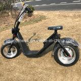 2018 Rodas de liga de alumínio com Novo Design remover a bateria City Coco Scooter eléctrico com marcação CE
